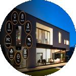 Akıllı Ev Bina Otomasyon Sistemleri